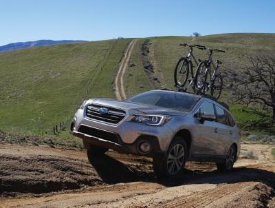 The 2018 Subaru Outback  (Subaru Photo)