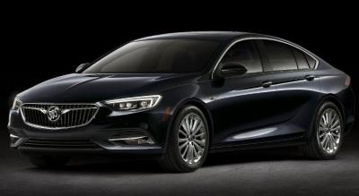 The 2018 Buick Regal Sportback  (General Motors Photo)