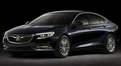 The 2018 Buick Regal Sportback  (General Motors Photo)