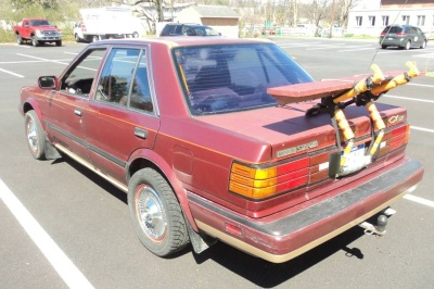 1987 Nissan Stanza  (Craigslist.com Photo)