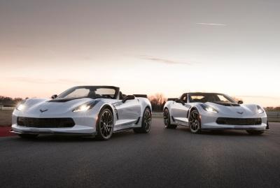 The 2018 Corvette Carbon 65 Editions  (GM Photo)