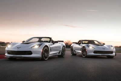 The 2018 Corvette Carbon 65 Editions  (GM Photo)