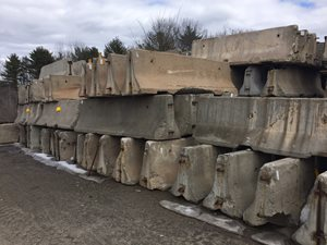 These are all for sale - just $25 each!  (Maine Turnpike Authority Photo)