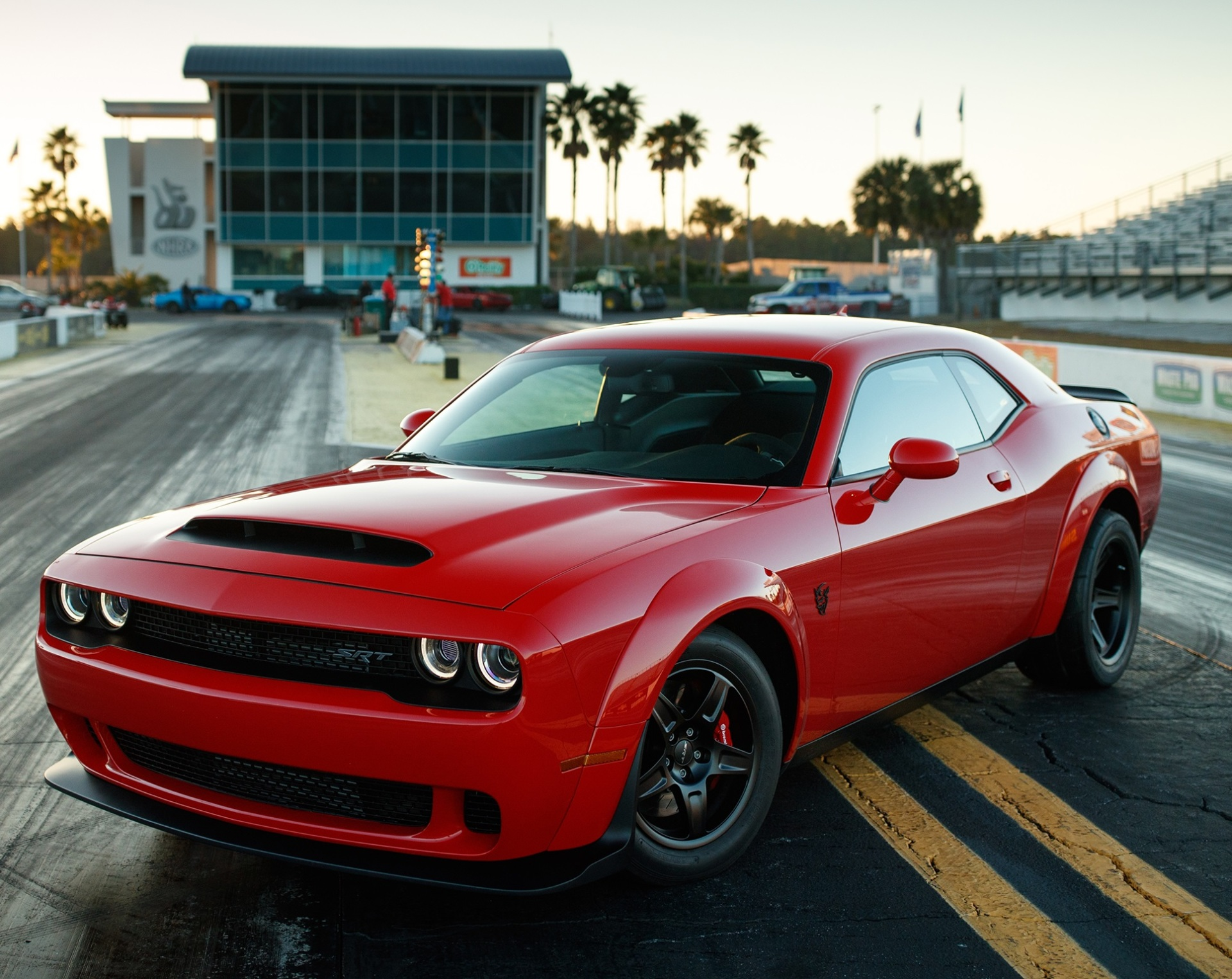 Photo Gallery - The 2018 Dodge Challenger SRT Demon