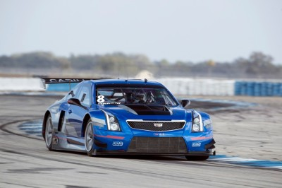 The Taylor brothers will compete for Team Cadillac in Sprint-X at Lime Rock.  (GM Photo)