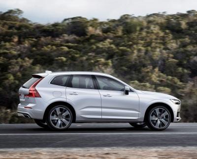 The new Volvo XC60  (Volvo Photo)