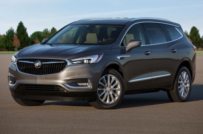 The 2018 Buick Enclave  (General Motors Photo)