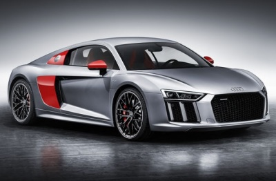 The Audi Sport version of the Audi R8.  (Audi Photo)