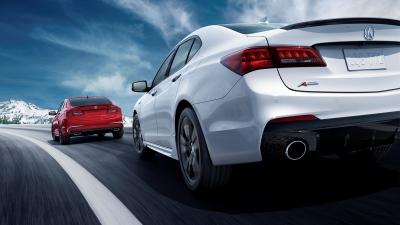 The new Acura TLX  (Honda Photo)