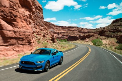 The Ford Mustang GT350.  (Ford Motor Company Photo)