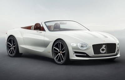 Bentley Defines Luxury Electric Vehicle with New Concept