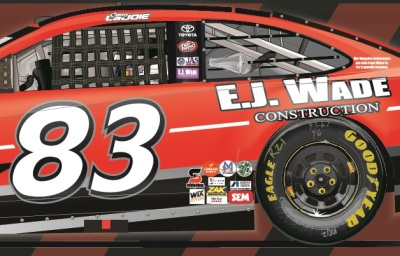 LaJoie to be Backed by E.J. Wade for Richmond Cup Race