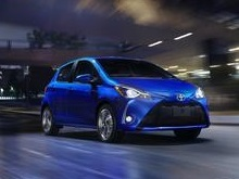 The 2018 Toyota Yaris  (Toyota Photo)
