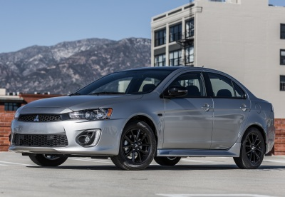 The 2017 Mitsubishi Lancer Limited Edition.  (Mitsubishi Photo)