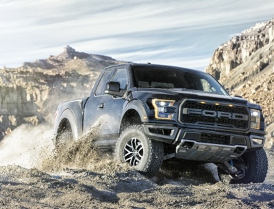 The 2017 Ford Raptor  (Ford Motor Company Photo)