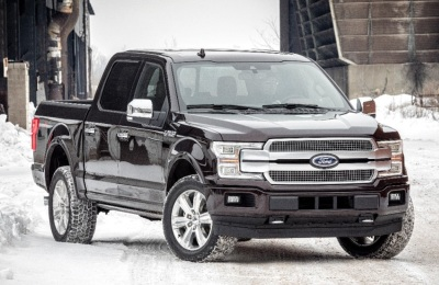 The 2018 Ford F-150  (Ford Motor Company Photo)