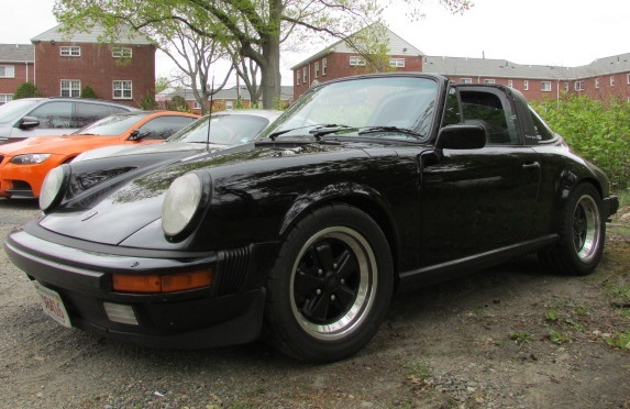 A 1980's version of the iconic Porsche 911.  (Mike Twist Photo)
