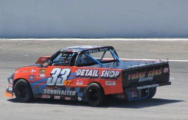 Matt Sonnhalter will be one of the drivers favored for the Triple Crown.  (Mike Twist Photo)