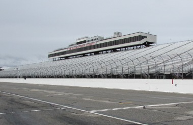 The grandstands at NHMS will be free during the upcoming NASCAR test.  (Mike Twist Photo)