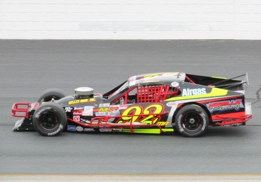 Anthony Nocela (#92) is one of the competitors expected to race at Stafford.  (Mike Twist Photo)