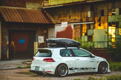 The Volkswagen GTI RS  (Volkswagen Photo)
