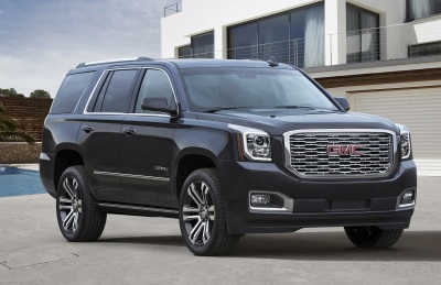 The 2018 GMC Yukon Denali  (GM Photo)