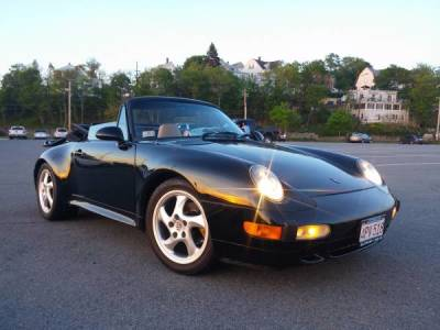 A 1983 Porsche 911 Cabriolet well consideration.  (Craigslist.com Photo)