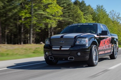The Foose F-150 NEMST Pace Truck  (Matt Snell Photo)