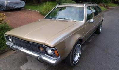 1973 AMC Hornet Gucci Edition  (Craigslist.com Photo)