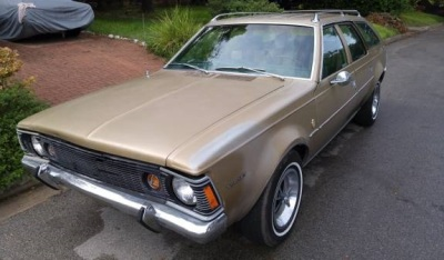 1973 AMC Hornet Gucci Edition  (Craigslist.com Photo)