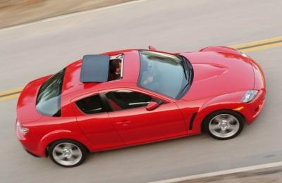 The 2008 Mazda RX-8  (Mazda Photo)