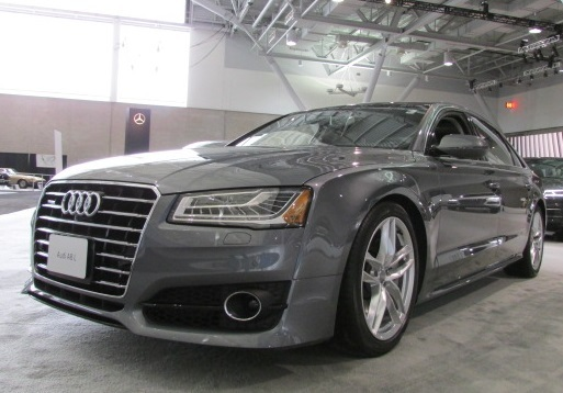 Next Audi A8 Luxury Sedan Will Be a Mild Hybrid
