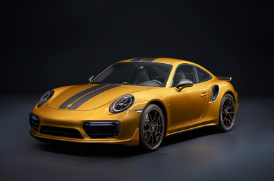 The Porsche 911 Turbo S Exclusive Series.  (Porsche Photo)