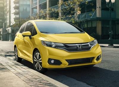 The 2018 Honda Fix EX-L  (Honda Photo)