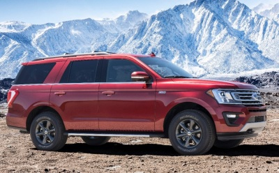 The 2018 Ford Expedition FX4  (Ford Motor Company Photo)