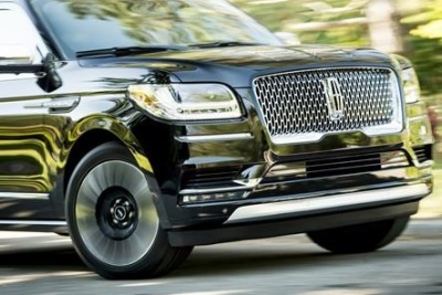 The 2018 Lincoln Navigator  (FoMoCo Photo)