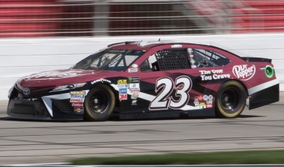 The BK Racing #23 Dr. Pepper Toyota  (BK Racing Photo)
