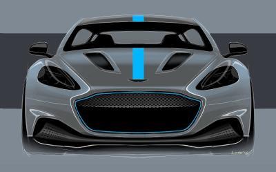 The Aston Martin RapidE  (Aston Martin Photo)