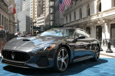 The 2018 Maserati Granturismo  (Maserati Photo)