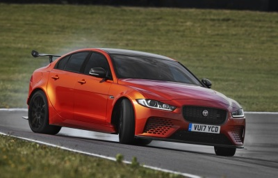 The Jaguar XE SV Project 8  (Jaguar Photo)