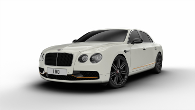 The Bentley Flying Spur Design Series inspired by Mulliner.  (Bentley Photo)