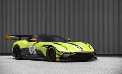 The Aston Martin Vulcan AMR Pro  (Aston Martin Photo)