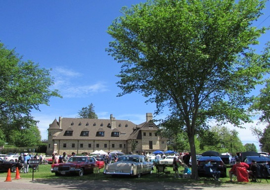 The Larz Anderson Auto Museum  (Mike Twist Photo)
