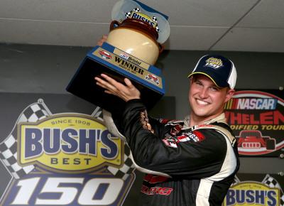 Ryan Preece  (NASCAR Photo)