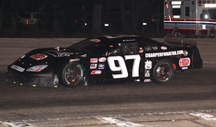 Joey Pole's #97.  (PASS Photo)