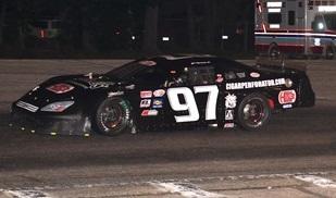 Joey Pole's #97.  (PASS Photo)