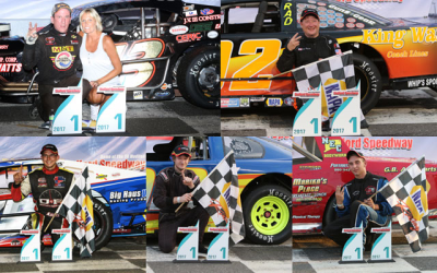 TC, Arute, Fearn, Robinson & Two Fearns Win at Stafford