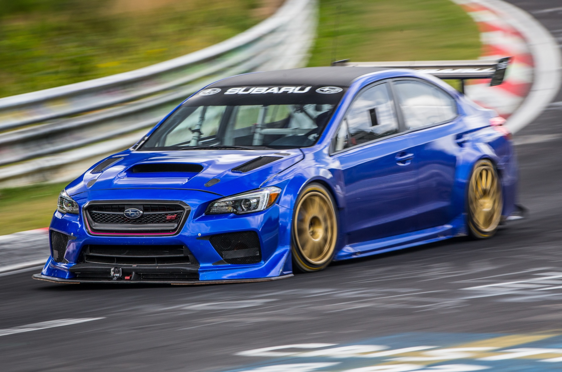 The Subaru WRX STI Type RA NBR Special  (Subaru Photo)