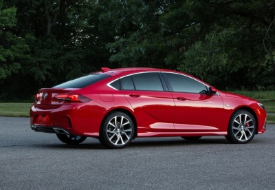 The 2018 Buick Regal GS   (GM Photo)