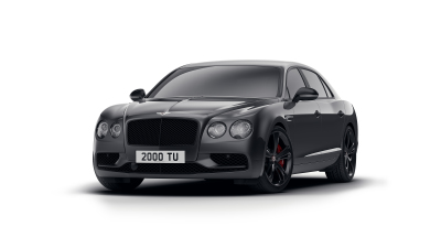 The Bentley Flying Spur V8 Black Edition  (Bentley Photo)